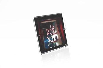 Alexandra Von Furstenberg Snap Frame in Black 5x5