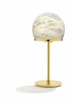 Anna by Rablabs Tartufo Lamp | Bianco Venato Alabaster
