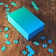 Areaware Gradient Puzzle Small | Blue/Green