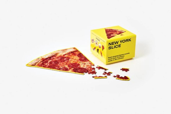 Areaware Little Puzzle Thing | New York Slice