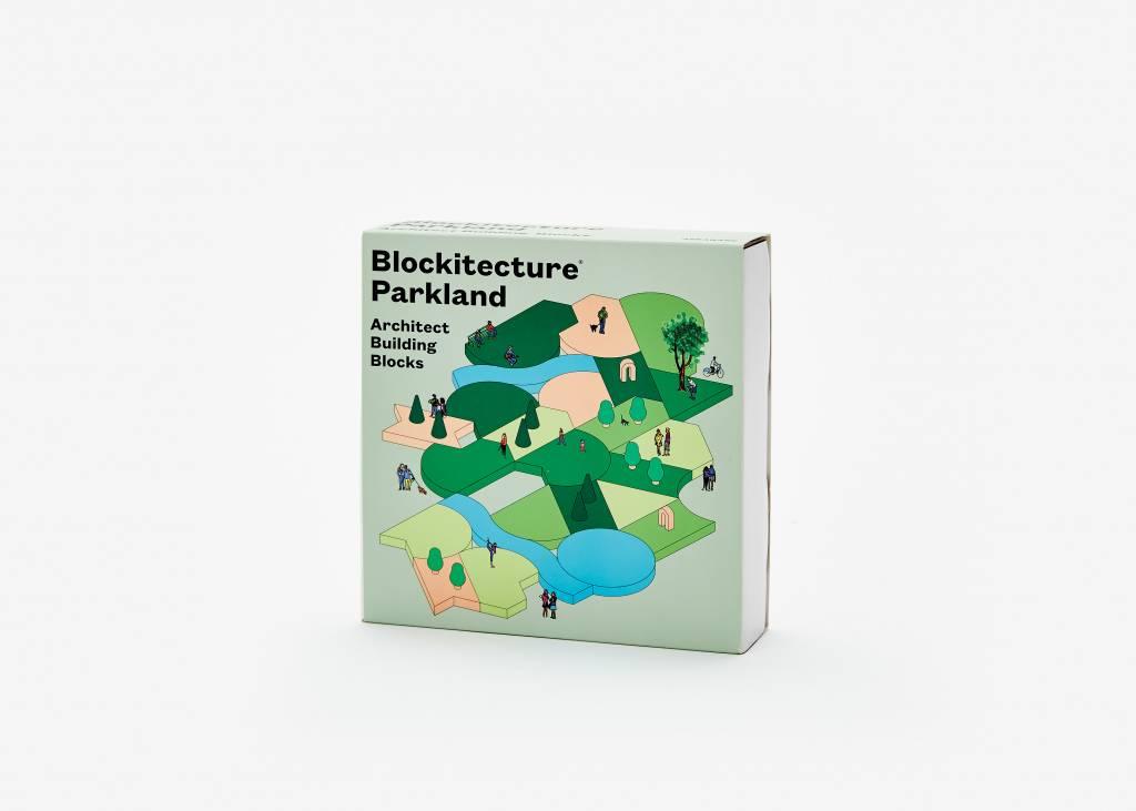 Areaware Blockitecture® Parkland