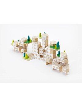 Areaware Blockitecture® Garden City Mega Set