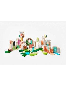 Areaware Blockitecture® Big City