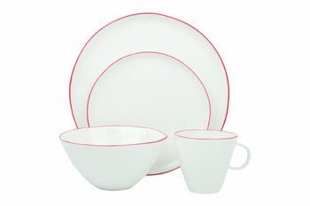 Canvas Home Abbesses 16-piece place setting
