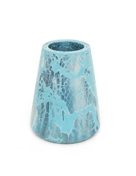 Concrete Cat Vesta Vase | Oracle - Luna