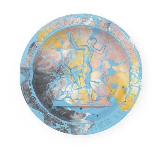 Concrete Cat Europa Ash Tray | Oracle - Laelia