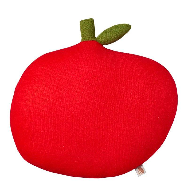 Donna Wilson Apple Cushion | Red