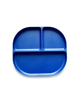 EKOBO Bambino Divided Tray | Royal Blue