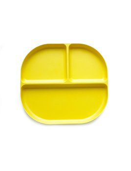 EKOBO Bambino Divided Tray | Lemon