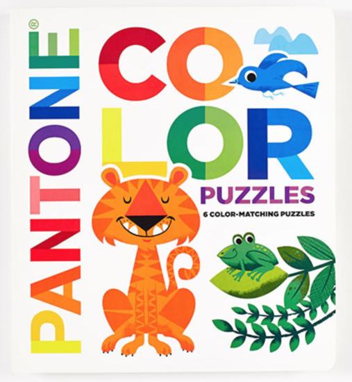 Abrams Pantone Color Puzzles