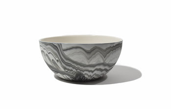 Andrew Molleur Carrera Marbled Small Serving Bowl