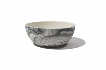 Andrew Molleur Carrera Marbled Large Serving Bowl
