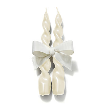 Anna by Rablabs Baracco Candles   Ivory