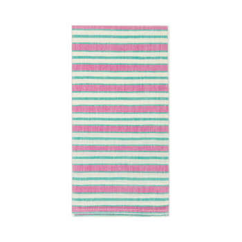 Heather Taylor Home Multi Stripe | Mulberry Napkins