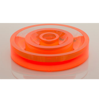 Alexandra Von Furstenberg Large Infinity Bowl in Orange