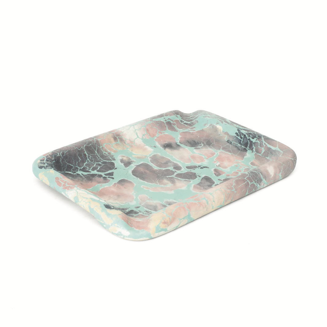 Concrete Cat Cybil Tray in Oracle Kirby's Dreamland
