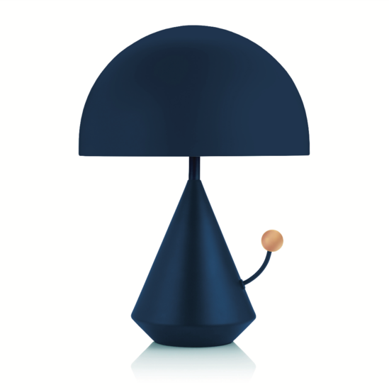 Maison Dada Dali Divina Table Lamp in Blue