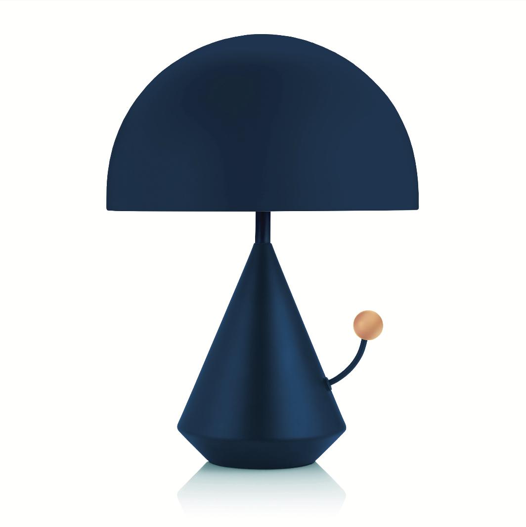 MaisonDada Dali Divina Table Lamp in Blue