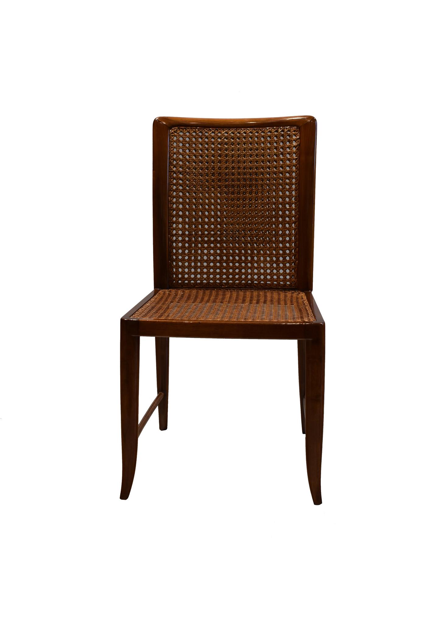 Paolo Buffa Paolo Buffa Chairs Double Caning