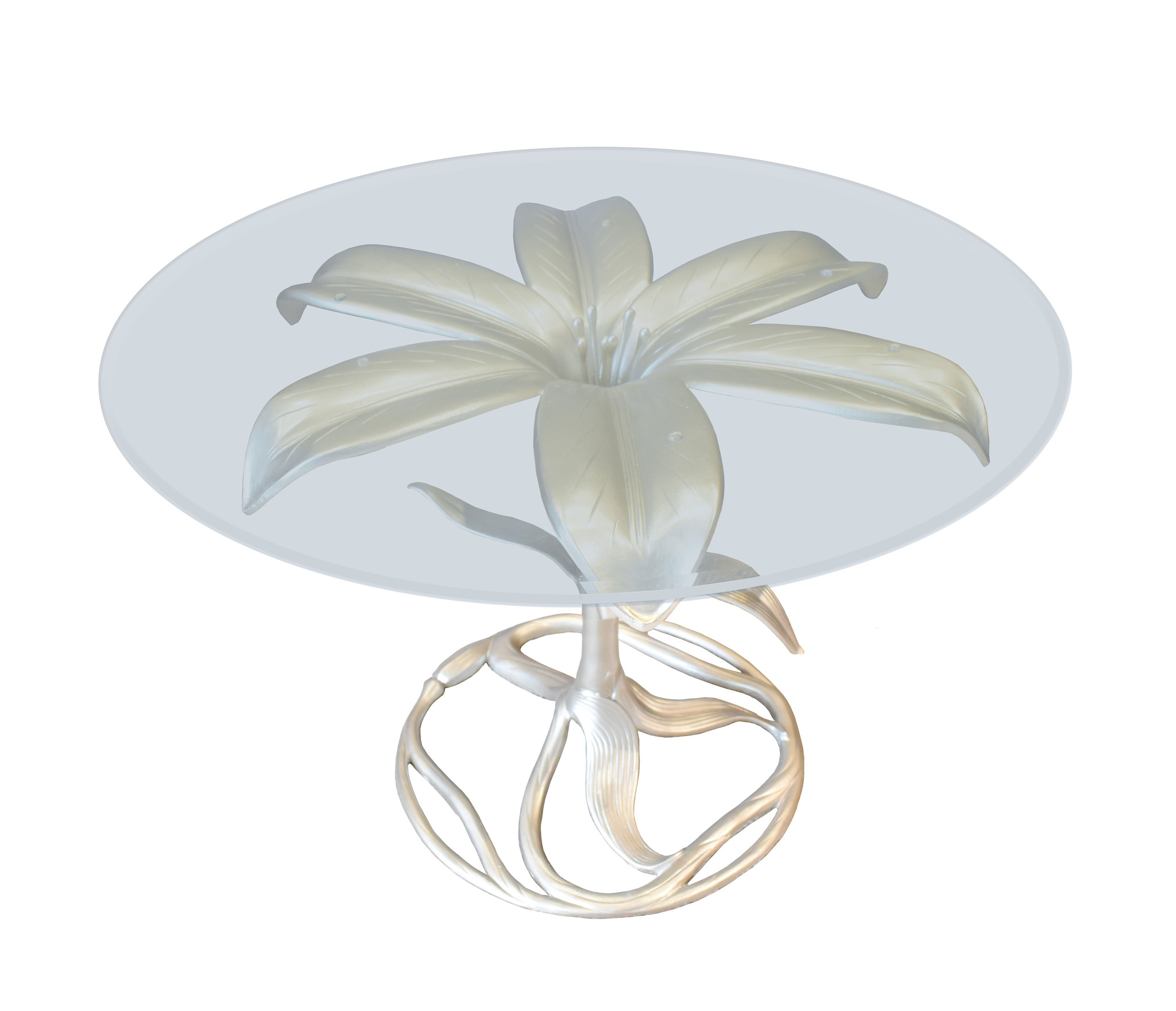 Arthur Court Arthur Court Style Lily Figural Dining Table
