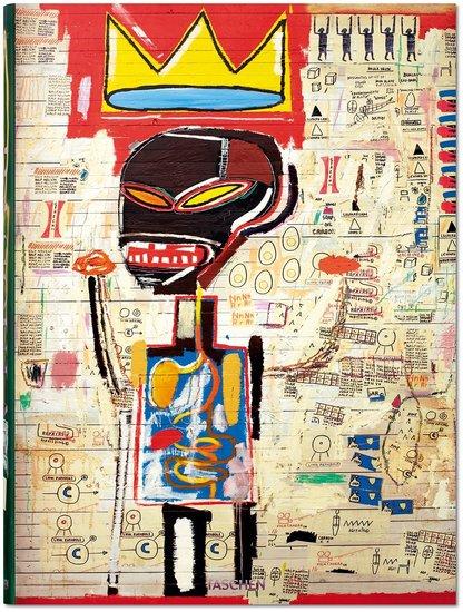 Taschen Jean-Michel Basquiat by Eleanor Nairne