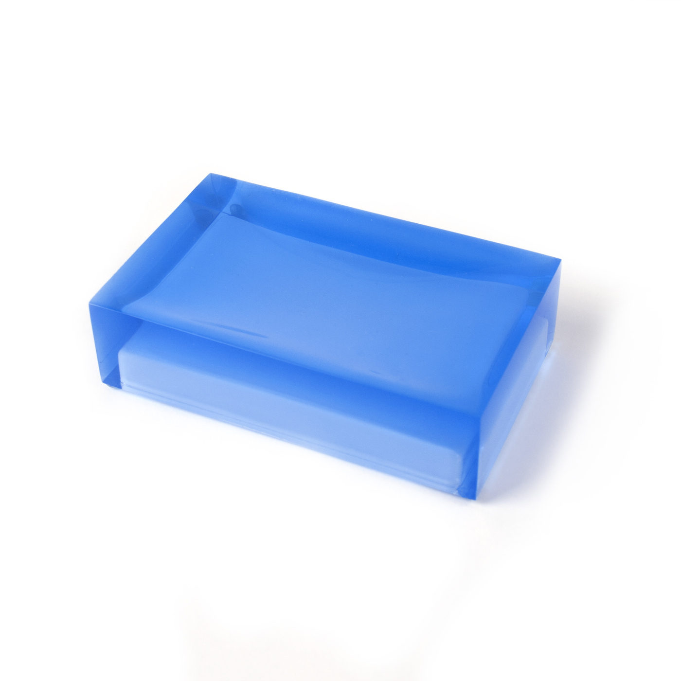 Jonathan Adler Hollywood Soap Dish Blue