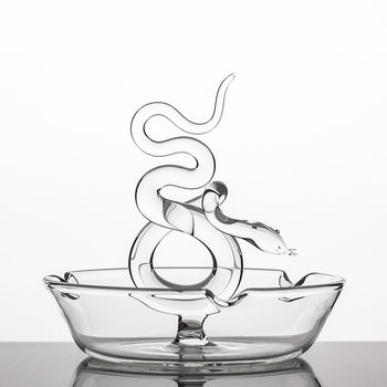 Simone Crestani Serpentine Ashtray