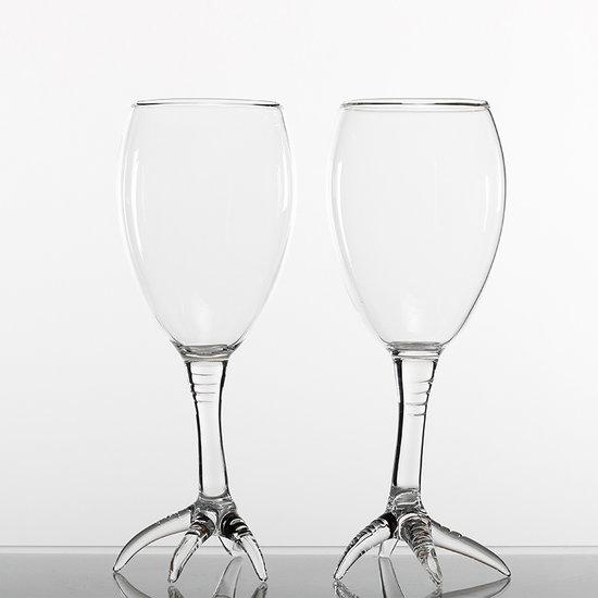 Simone Crestani Gajna Wine Glasses Set of 2
