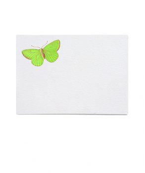Thornwillow Press Butterfly Place Cards | Set of 16
