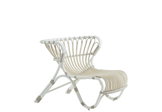 Sika Design Viggo Boesen Fox Chair in White