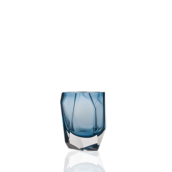 Nouvel Studio Mipreshus Shot Glasses | Set of 4 in Blue Steel