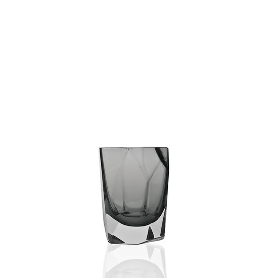 Nouvel Studio Mipreshus Shot Glass | Set of 4 in Neutral Gray