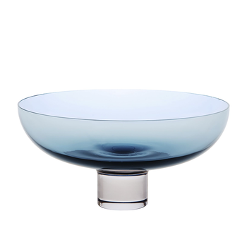 Nouvel Studio Big Vicenza Bowl in Steel Blue
