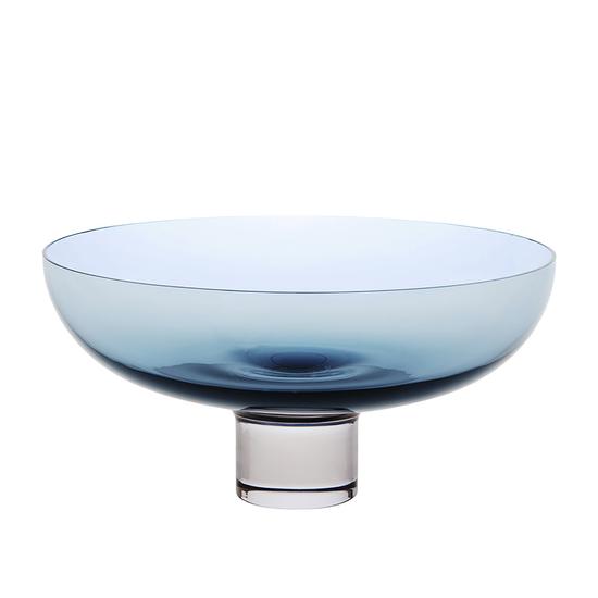 Nouvel Studio Big Vicenza Bowl in Steel Blue