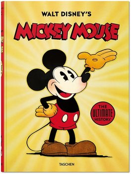 Taschen Walt Disney's Mickey Mouse: The Ultimate History