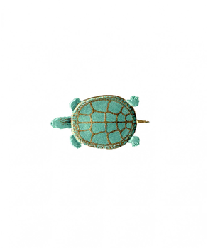 Thornwillow Press Turtle, 16 Place Cards