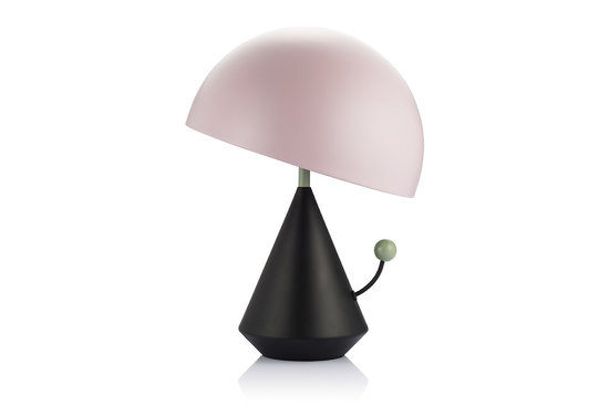 Maison Dada Dali Divina Table Lamp in Pink