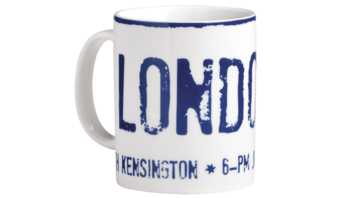 Bitossi Mug | London