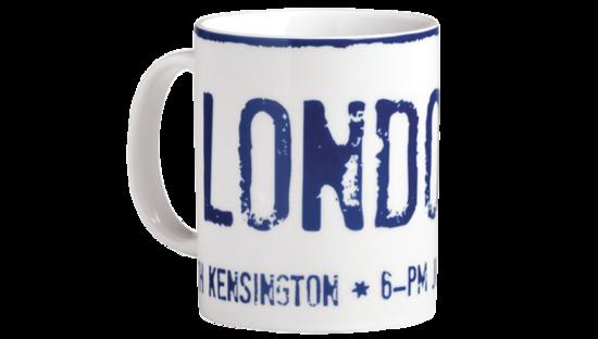 Bitossi Mug   London