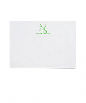 Thornwillow Press Bunny Place Cards, Set of 16