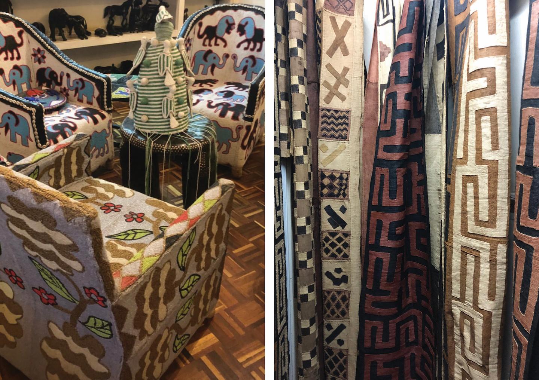 Kuba Cloths Nairobi Africa