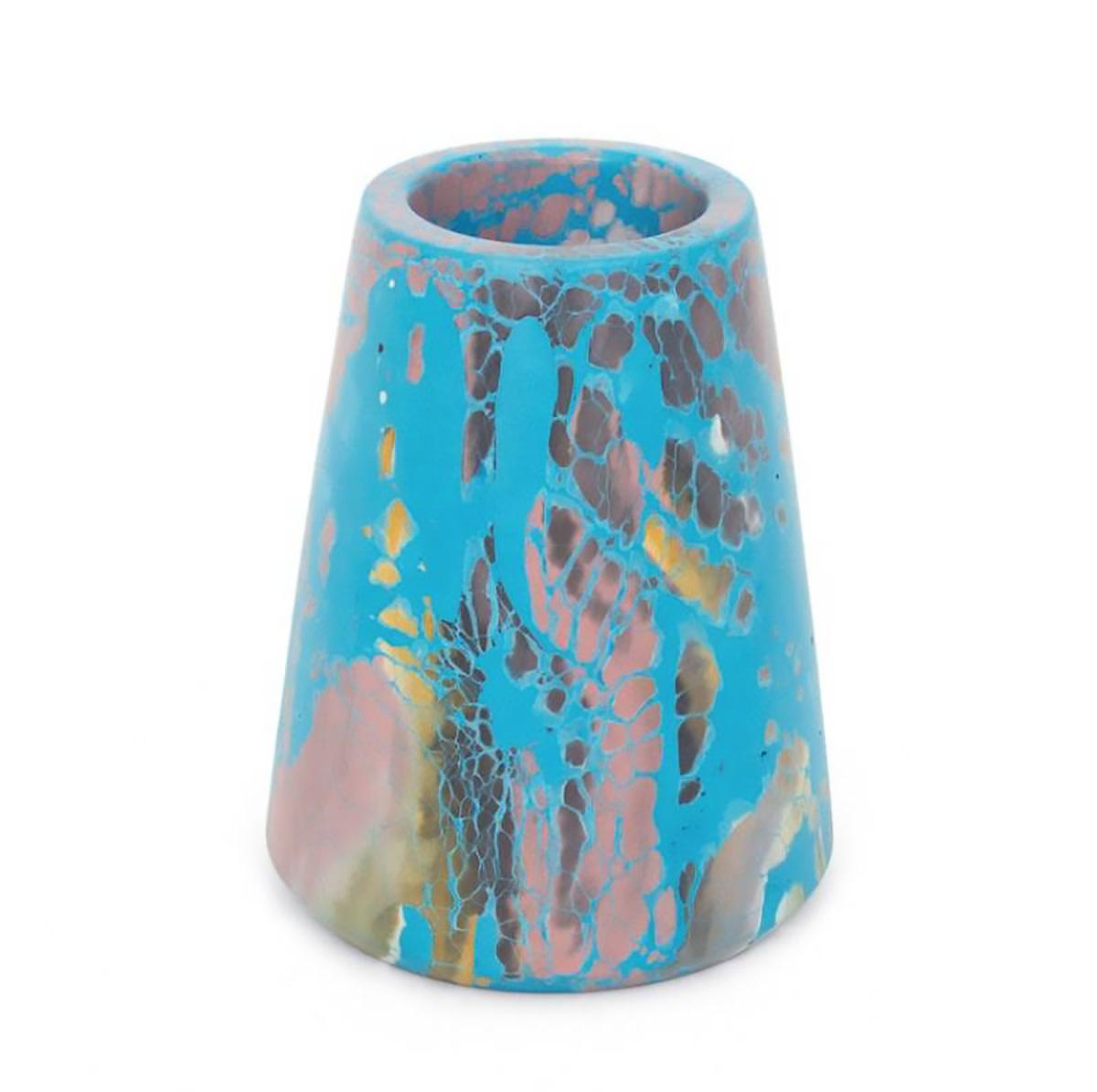 Concrete Cat Vesta Vase | Oracle - Laelia