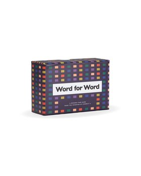 W & P W&P Word For Word Playing Cards