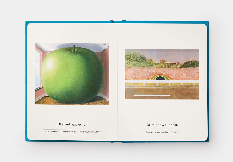 Phaidon My Art Book of Sleep by Shana Gozansky