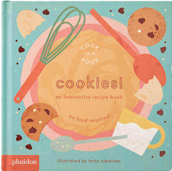 Phaidon Cookies! An Interactive Recipe Book