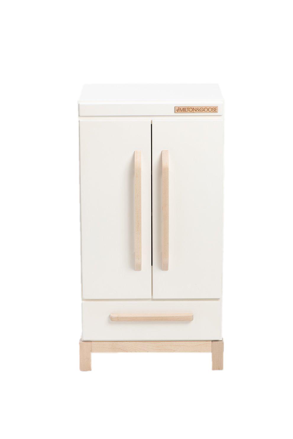 Milton & Goose Milton & Goose Refrigerator, White