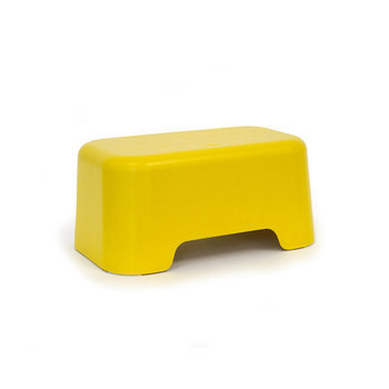 Ekobo Bamboo Kid's Step Stool | Lemon