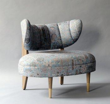Demuro Das Demuro Das Rue Side Chair (Grey Oak)