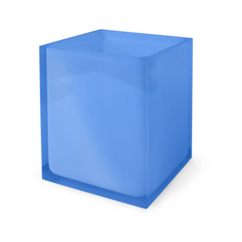 Jonathan Adler Jonathan Adler Hollywood Wastebasket | Blue