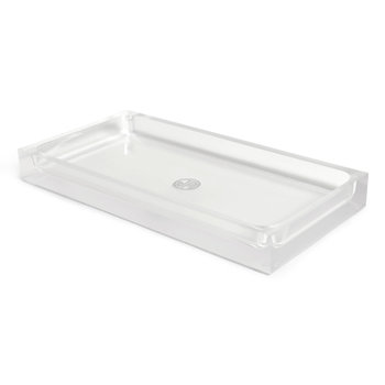 Jonathan Adler Jonathan Adler Hollywood Tray| Clear